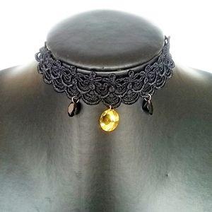 🎈3/$12Black Choker Necklace